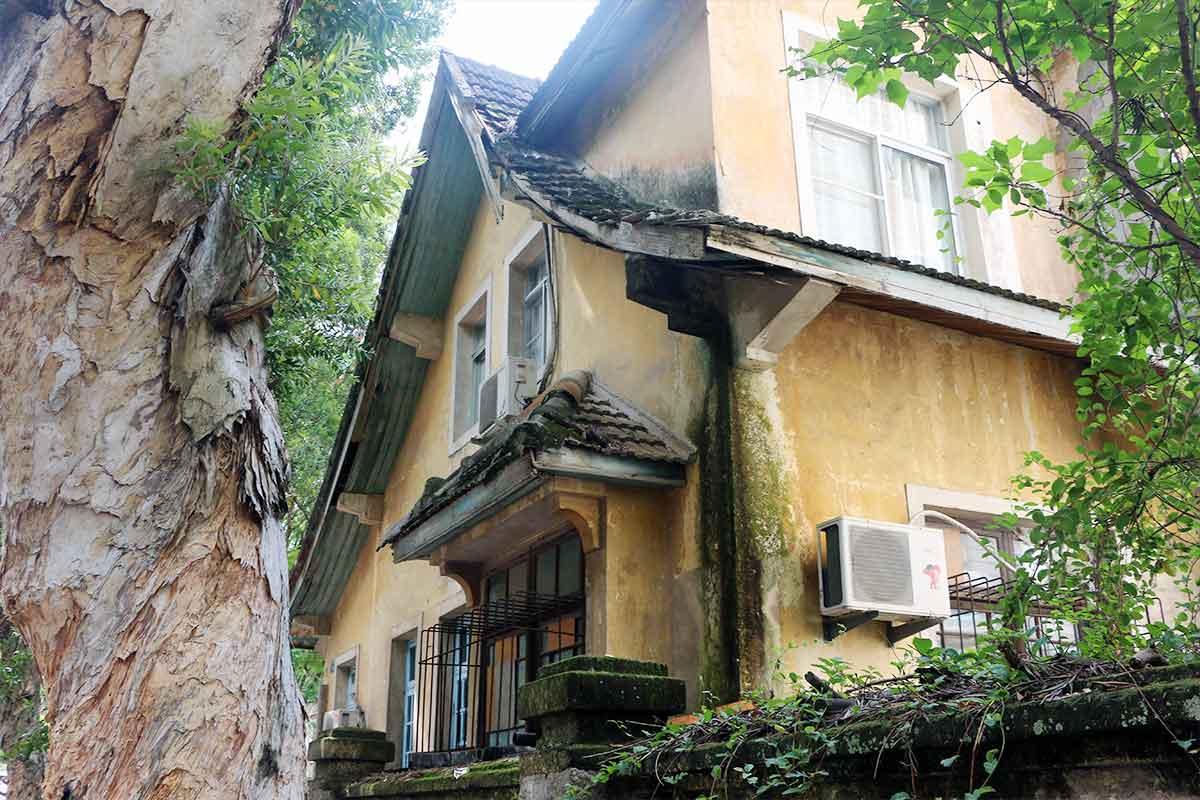 厦门街道房子